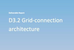 documentation of grid-connection architecture